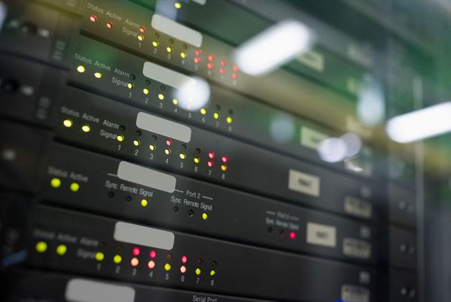 Server Backbone