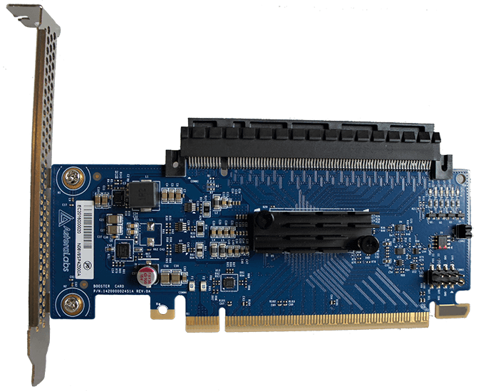 Eclipse PCIe 4.0 x16 GPU Booster Card