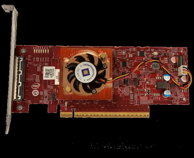 Intel MCIO Cable Extender