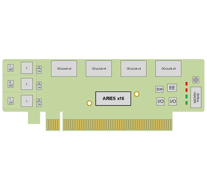 NVMe Cable Extender